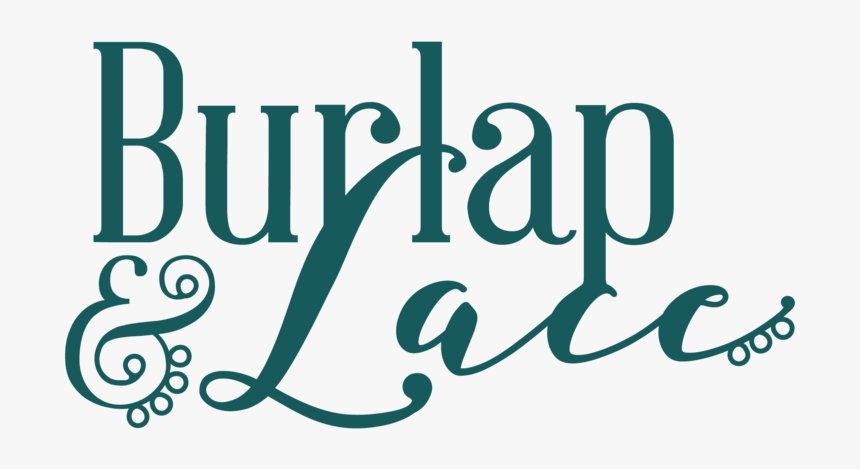 Burlap Lace-textlogo - Calligraphy, HD Png Download, Free Download
