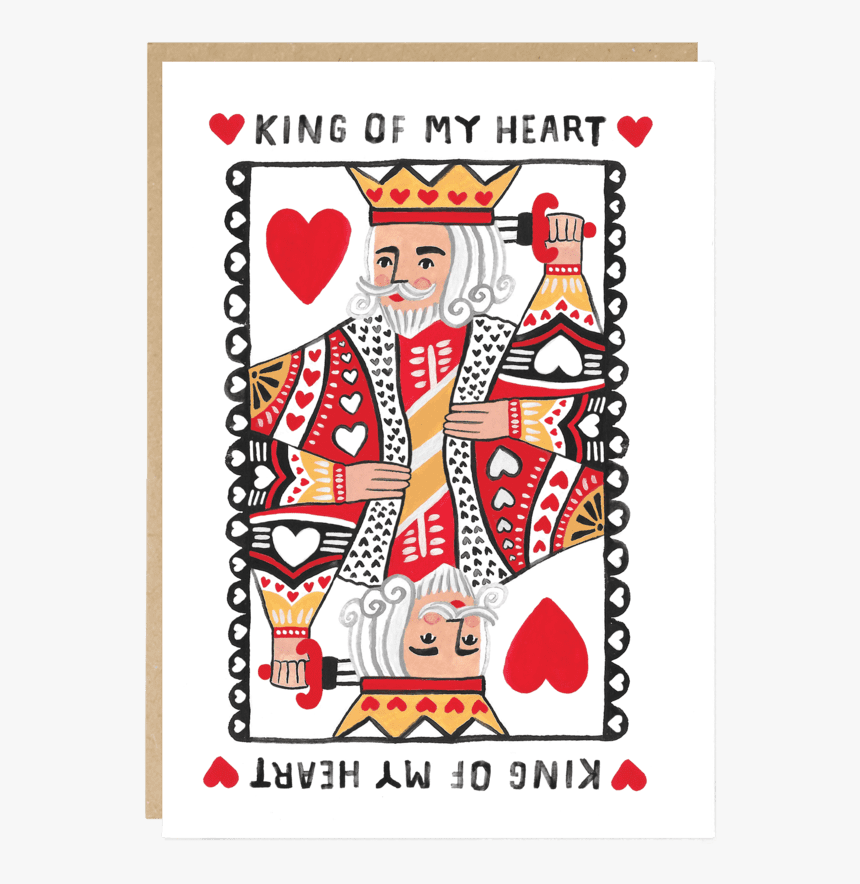 Queen Of Hearts Greeting Cards, HD Png Download, Free Download