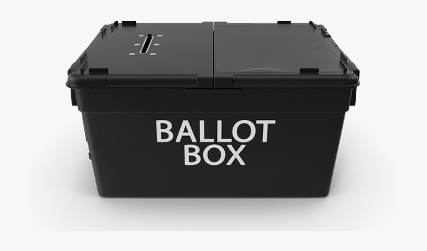 Model On Ballot Box, HD Png Download, Free Download