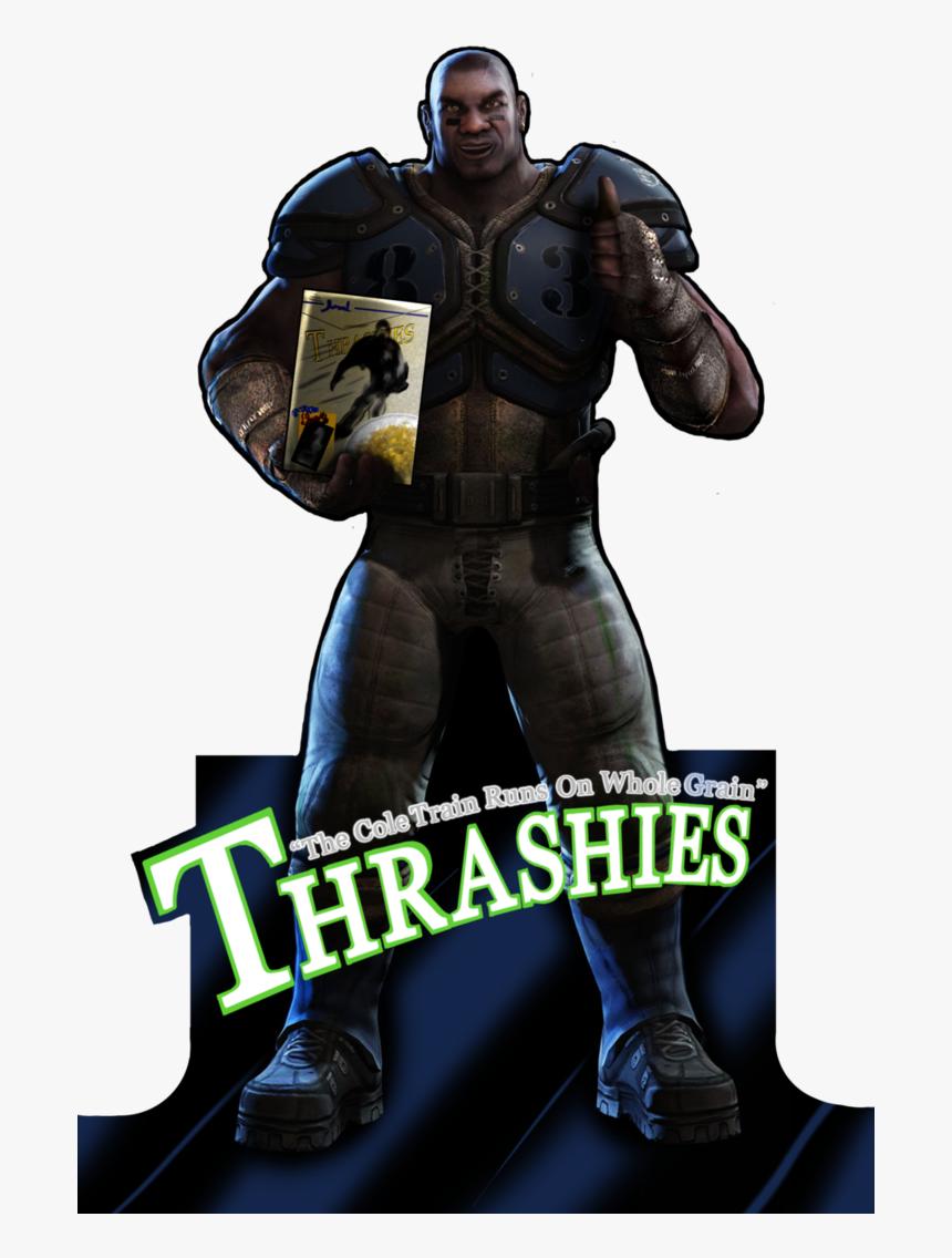 Transparent Marcus Fenix Png - Gears Of War 3 Fenix, Png Download, Free Download