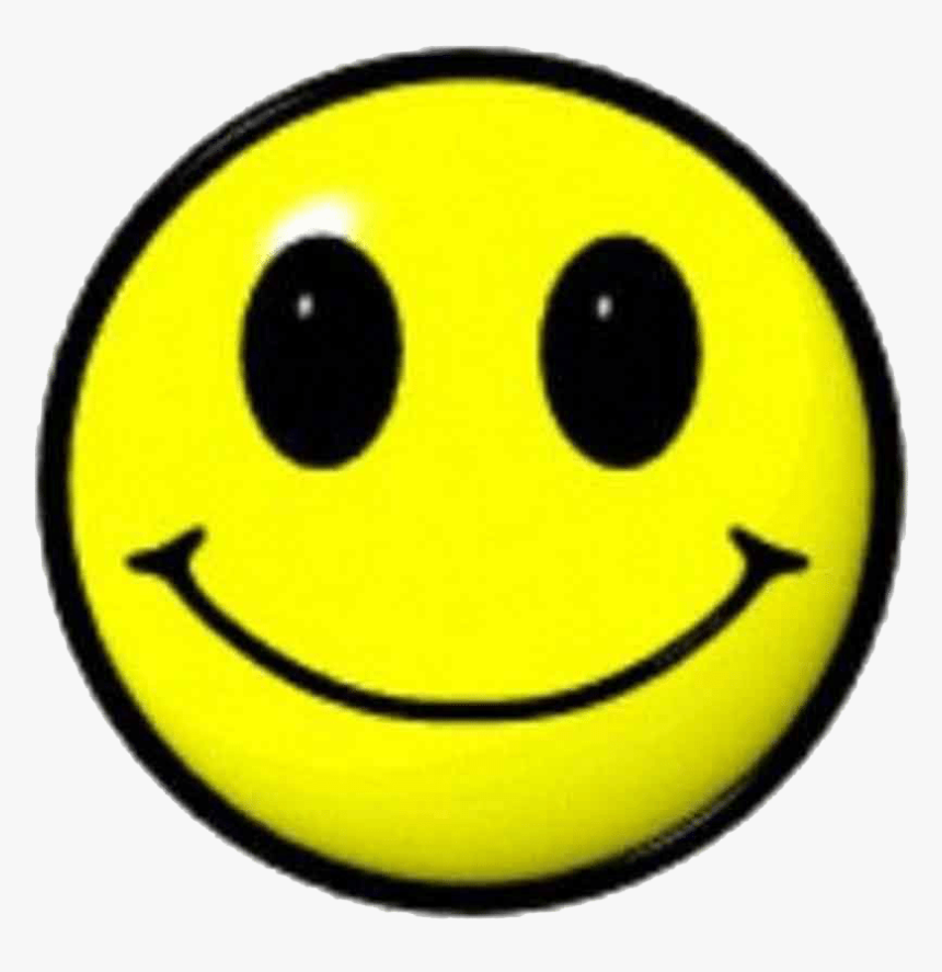 4 - Spinning Smiley Face Gif, HD Png Download, Free Download