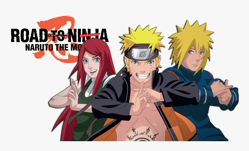 Naruto Shippuden 6: Road to Ninja