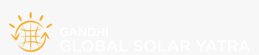 Gandhi Global Solar Yatra, HD Png Download, Free Download