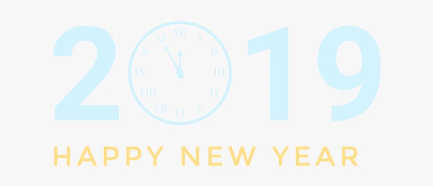 New Year 2019 Text Png Image Free Download Searchpng - Société Générale, Transparent Png, Free Download
