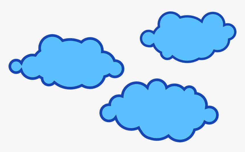 nuvem azul vecto awan animasi hd png download kindpng nuvem azul vecto awan animasi hd