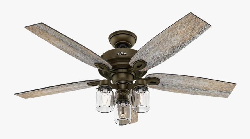 Ceiling Fan Png Transparent Hd Photo - Hunter Fan 53365, Png Download, Free Download