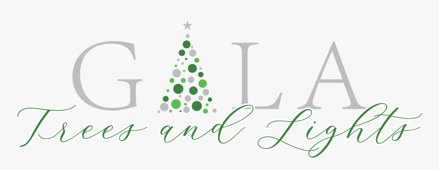 Trees And Lights Gala - Christmas Tree, HD Png Download, Free Download