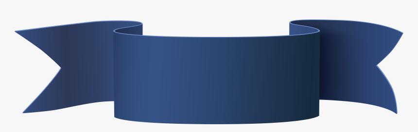 Clipart Banner Blue - Navy Blue Ribbon Banner Clipart, HD ...