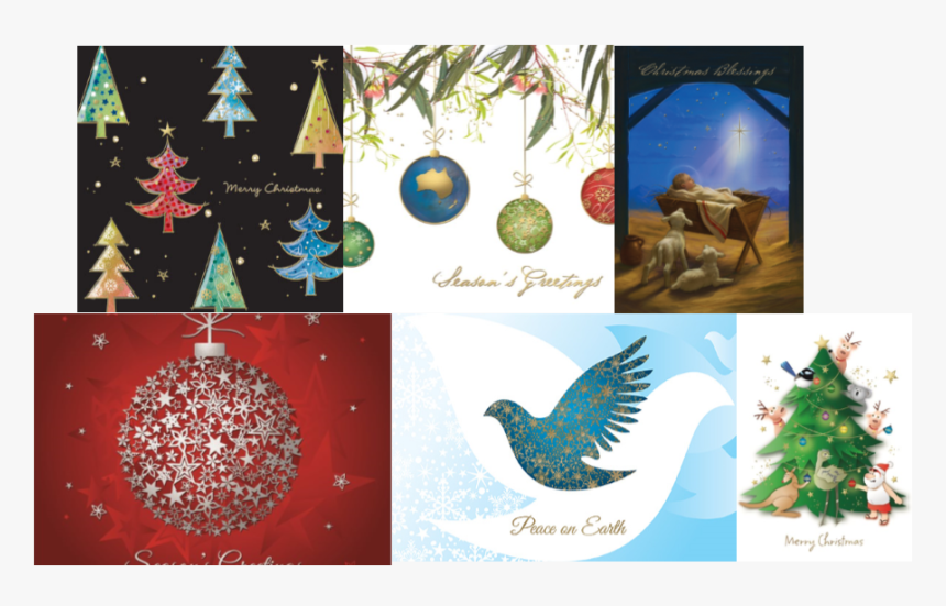 Christmas Cards 2019 Image - Christmas Tree, HD Png Download, Free Download