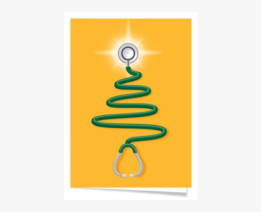 Nursing Christmas Card, HD Png Download, Free Download