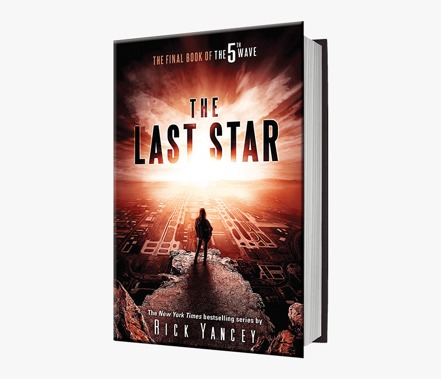 Last Star The Final Book, HD Png Download, Free Download