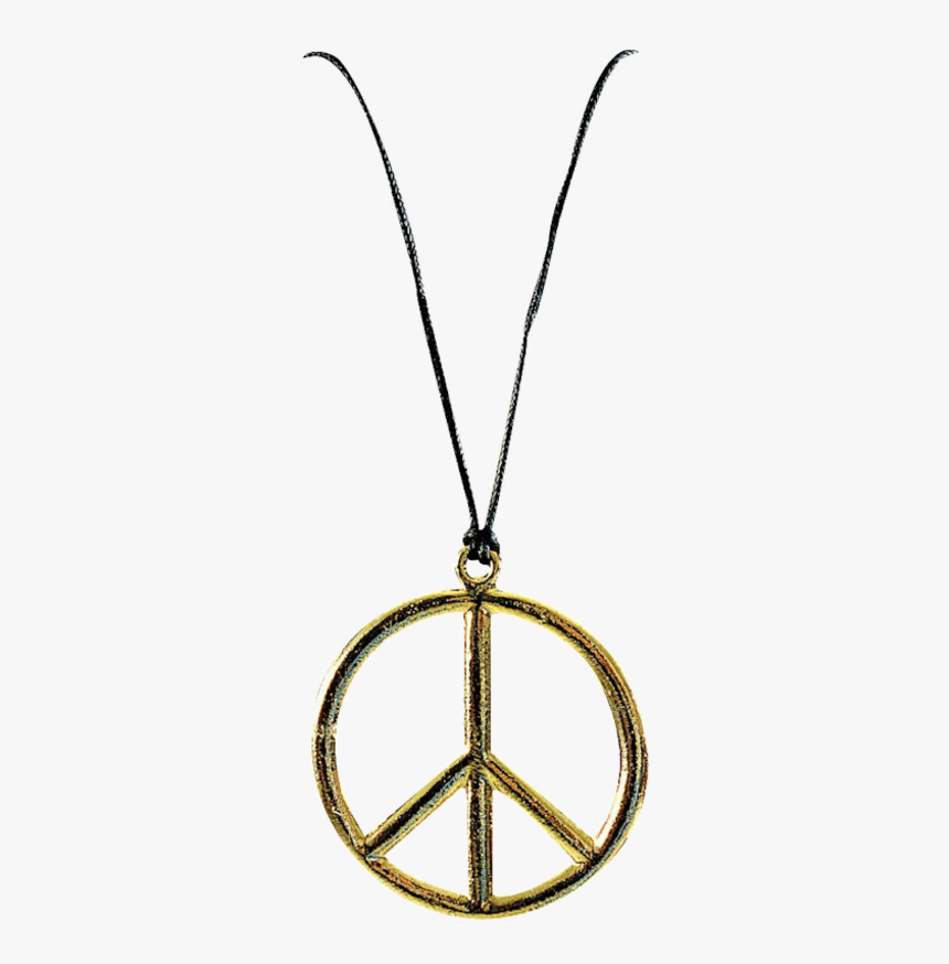 Necklace Clipart Gangsta - Peace Necklace, HD Png Download, Free Download