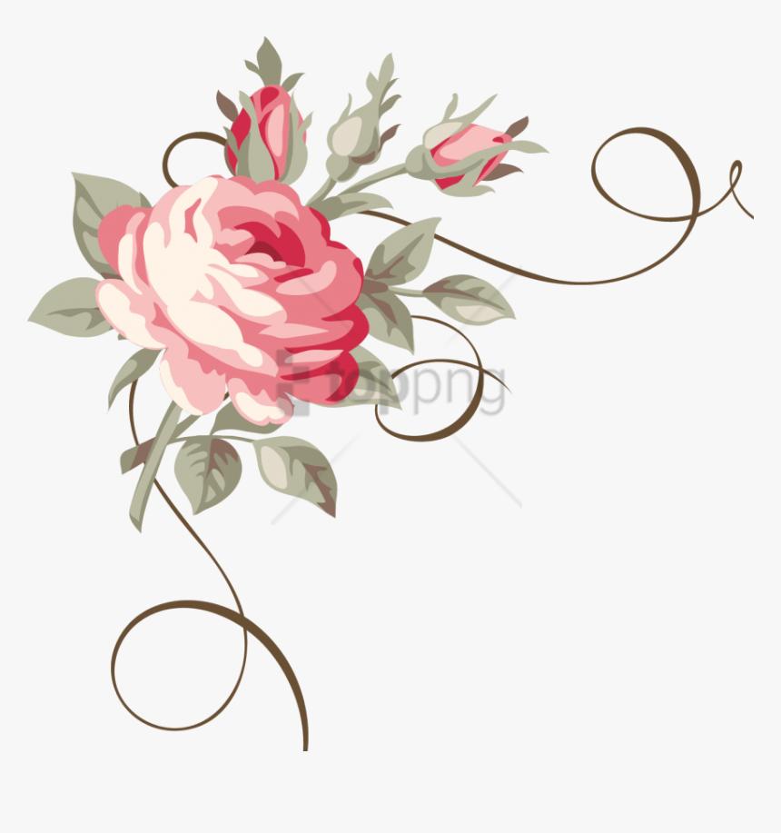 Floral Design Png - Floral Design Transparent Background, Png Download, Free Download