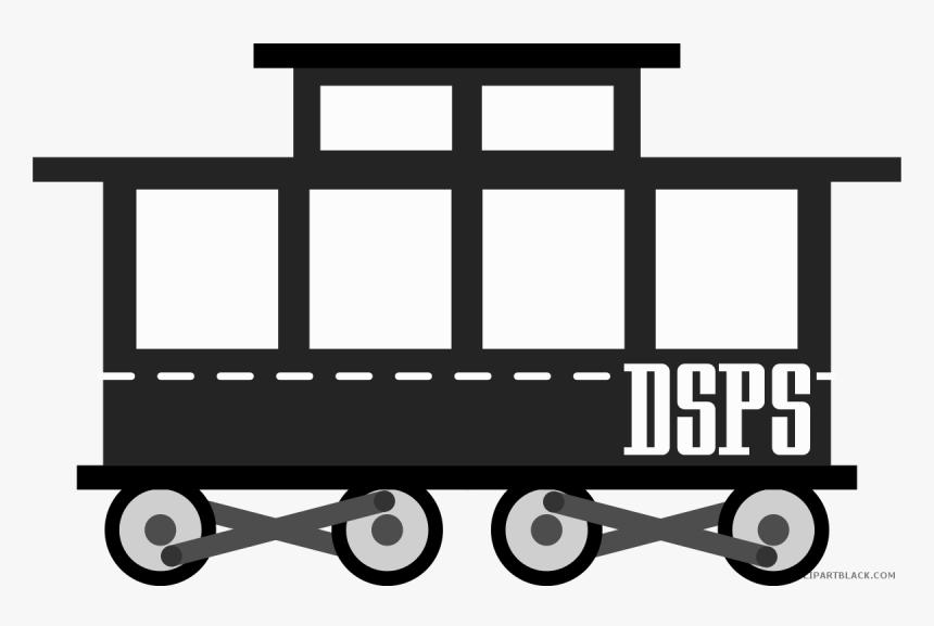 Transparent Train Front Clipart - Train Vector Image Transparent, HD Png Download, Free Download