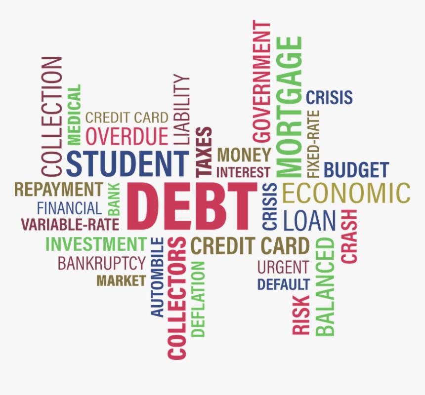 How Should I Clear Up Past Due Debt - Debt Management, HD Png Download, Free Download