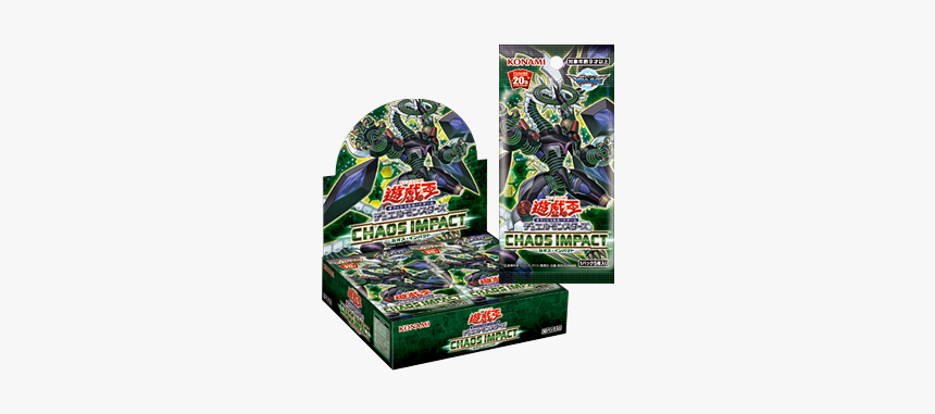 Yu Gi Oh Card Chaos Impact, HD Png Download, Free Download