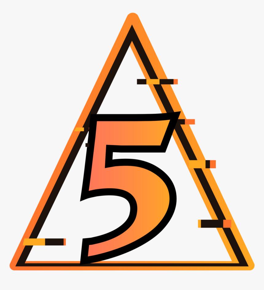 Delta Symbol Png - Triangle, Transparent Png, Free Download