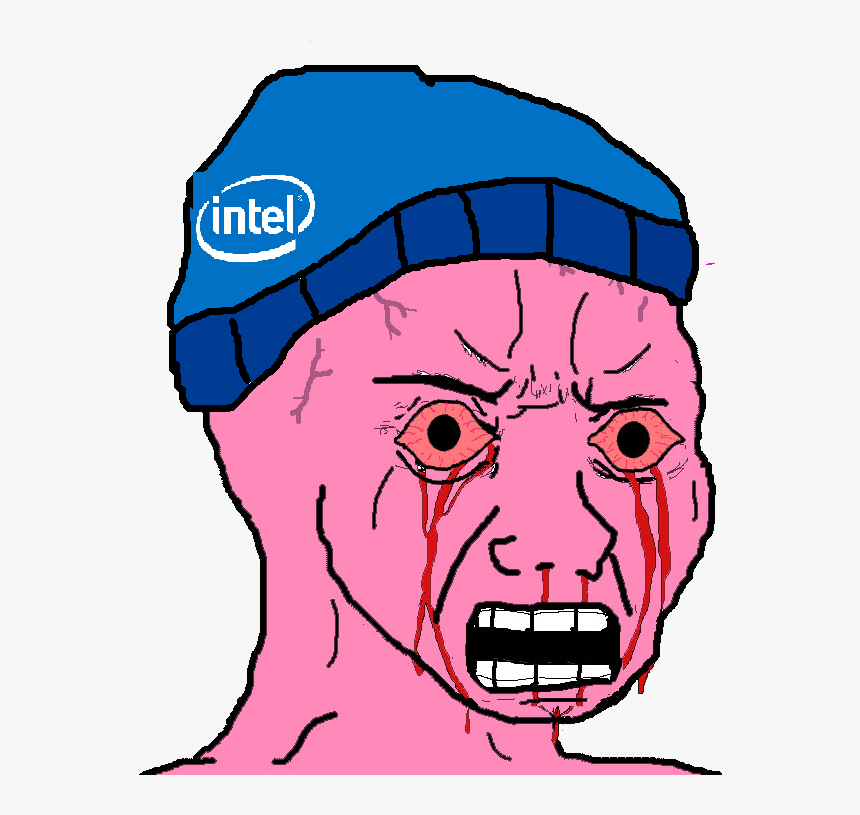 Pink Wojak Hd Png Download Kindpng