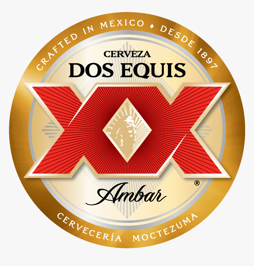 Transparent Equis Png - Dos Xx Amber Logo, Png Download, Free Download