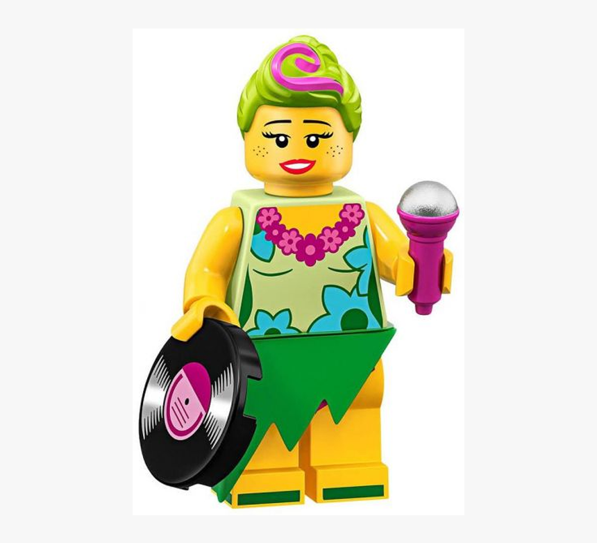 Lego Movie 2 Minifigures Series Hd Png Download Kindpng