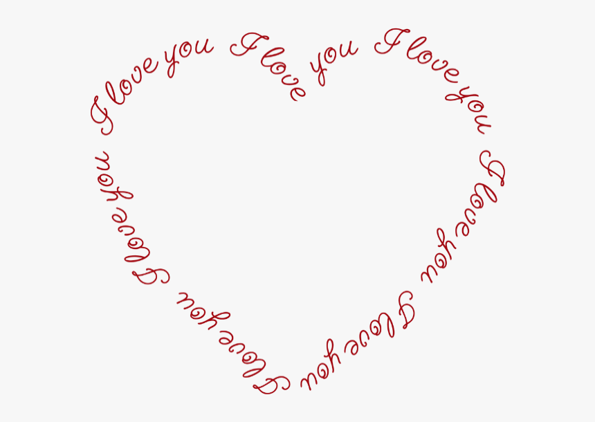 Coeur Png - Cadre Heart Png, Transparent Png, Free Download