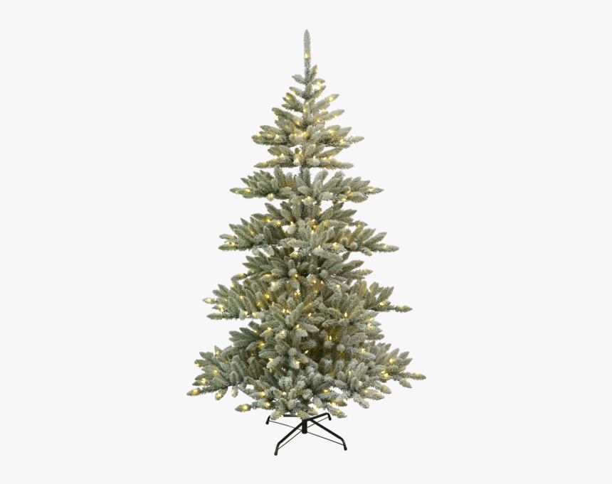 Christmas Tree W Led Arvika - Realistic Faux Christmas Tree, HD Png Download, Free Download