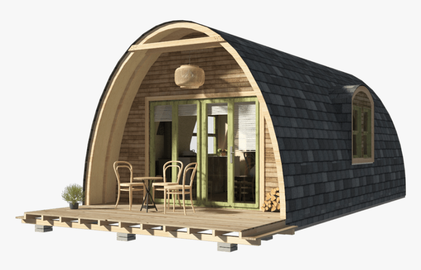 Pod House, HD Png Download, Free Download
