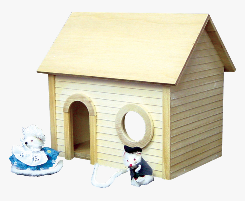 Mouse House Dollhouse Kit - Mouse House, HD Png Download, Free Download