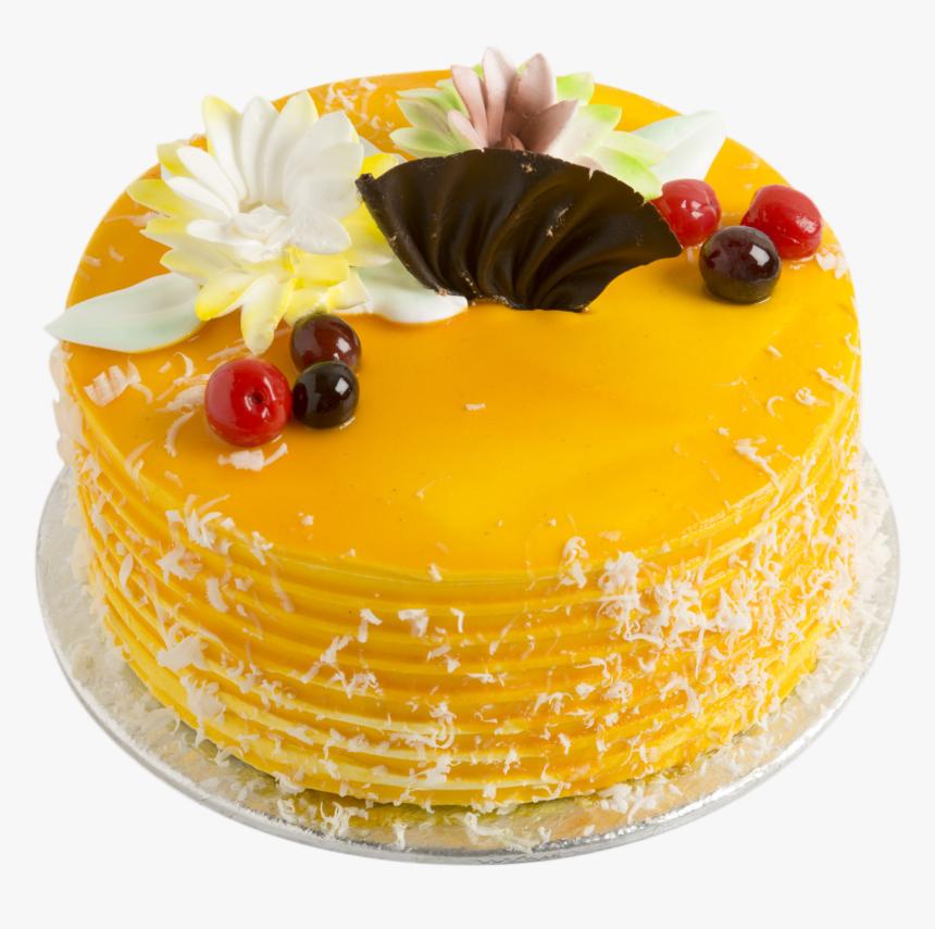 Mango Cake - Cake Hd Image Png, Transparent Png, Free Download