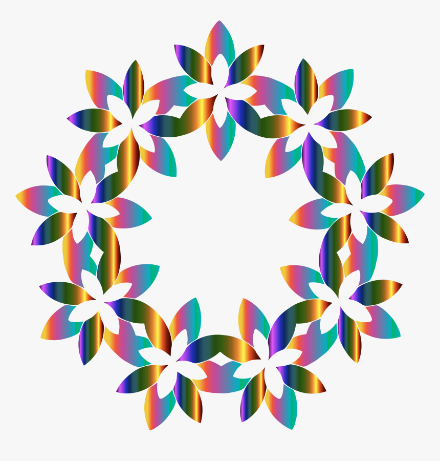 Abstract Flower, Png V - Abstract Art, Transparent Png, Free Download