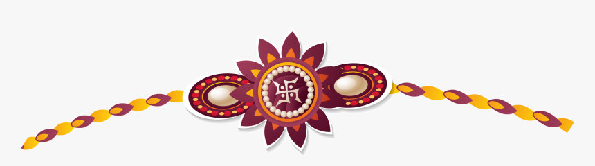 Clip Art Rakhi Png, Transparent Png, Free Download