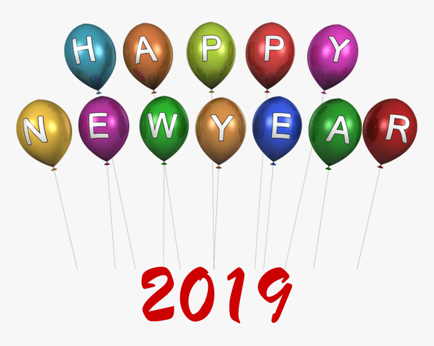 New Year Png Photo Background - New Year Eve Transparent Background, Png Download, Free Download