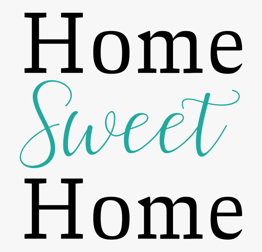 Home Sweet Home Svg Free, HD Png Download, Free Download