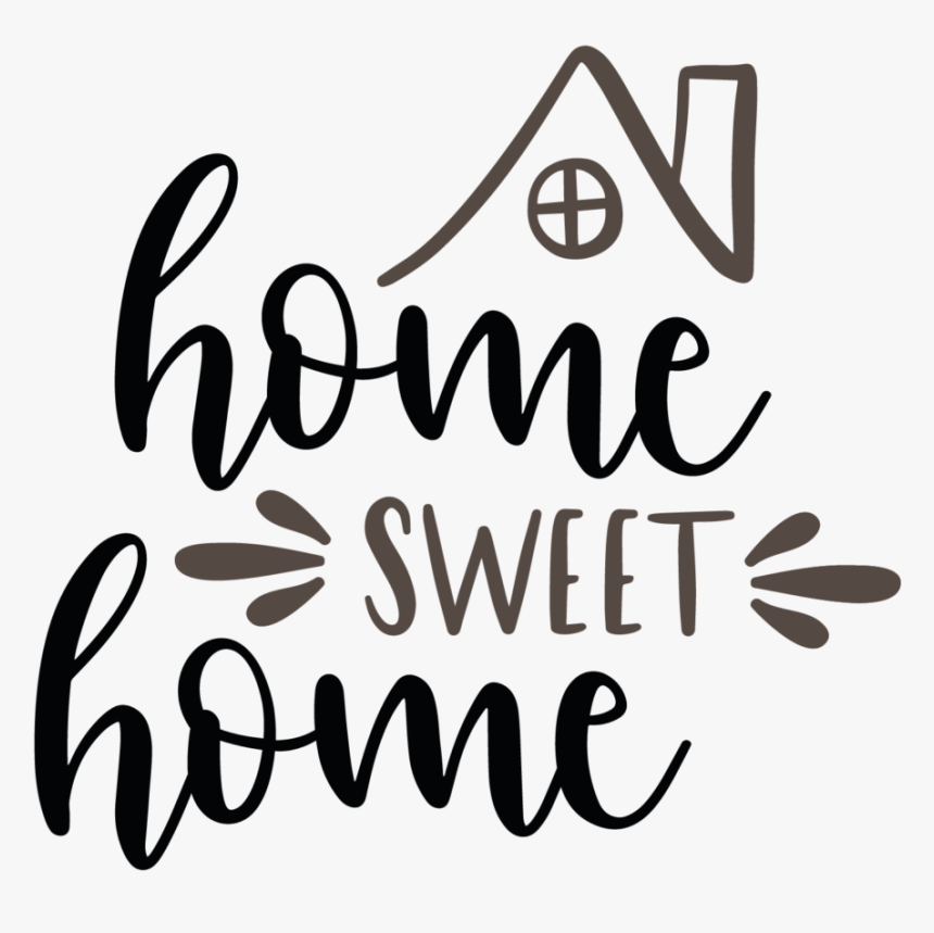 Home Sweet Home - Home Sweet Home Drawing Transparent, HD Png Download, Free Download