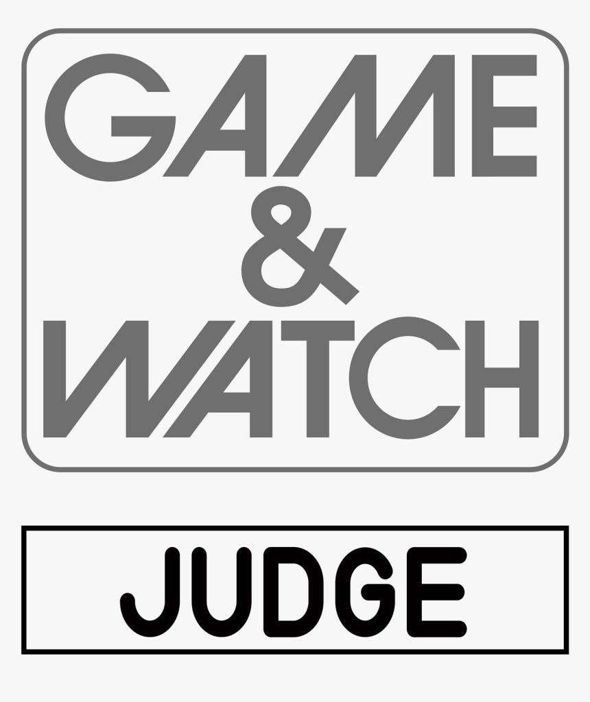 Mr Game And Watch , Png Download - Mr Game And Watch, Transparent Png, Free Download