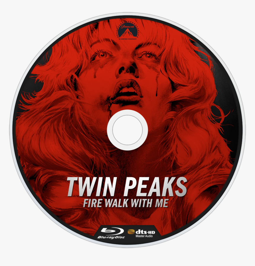Twin Peaks Fire Walk With Me Disc, HD Png Download, Free Download