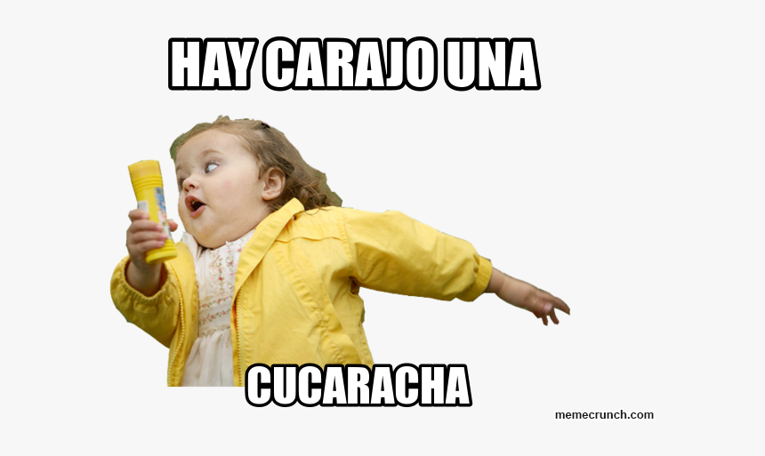 Cucaracha - I M Getting The Hell Outta Here Meme, HD Png Download, Free Download