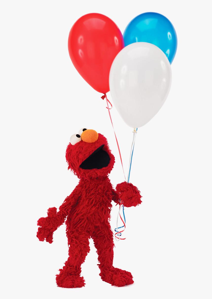Transparent Elmo Clipart Free - Sesame Street Elmo Transparent, HD Png Download, Free Download