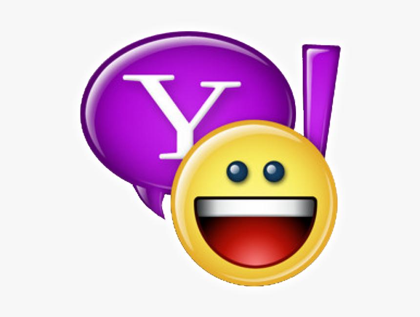 Easiest Yahoo Logo - Yahoo Messenger Logo Transparent, HD Png Download, Free Download