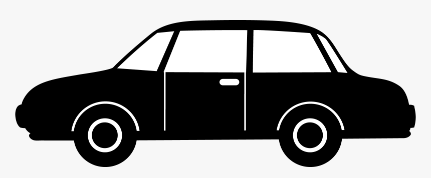 Images For Gt Car Toy Clipart Black And White Black Car Png Cartoon Transparent Png Kindpng