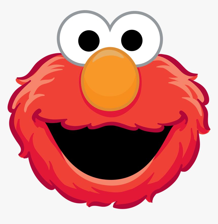 Elmo Clip Art - Sesame Street Elmo Clipart, HD Png Download, Free Download