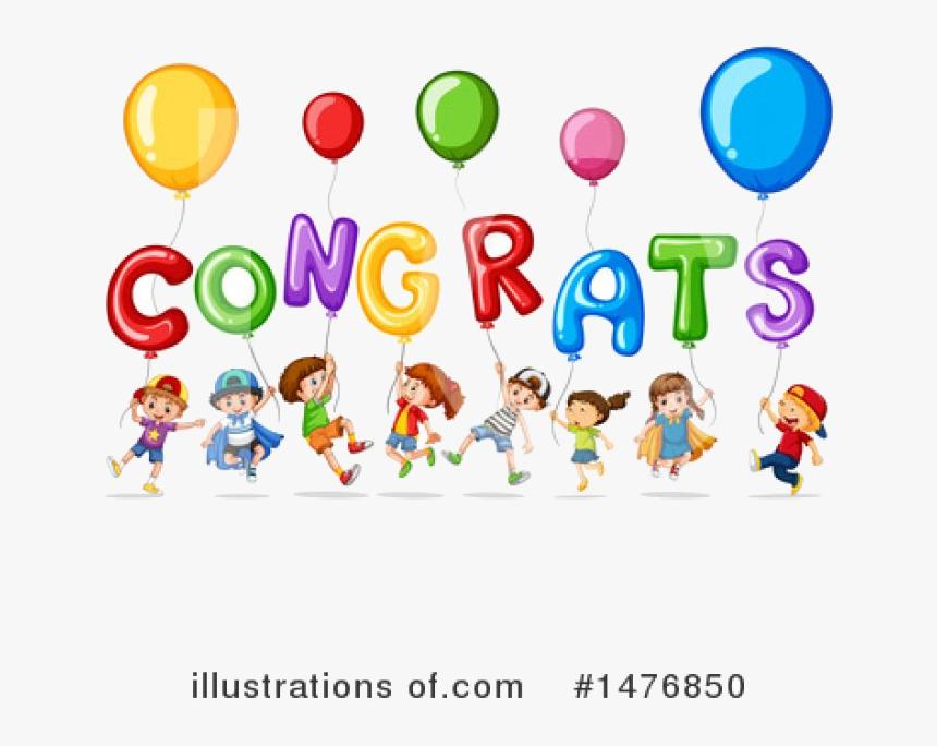 Congratulations Clipart Free Www Transparent Png Congrats Clip Art Png Download Kindpng