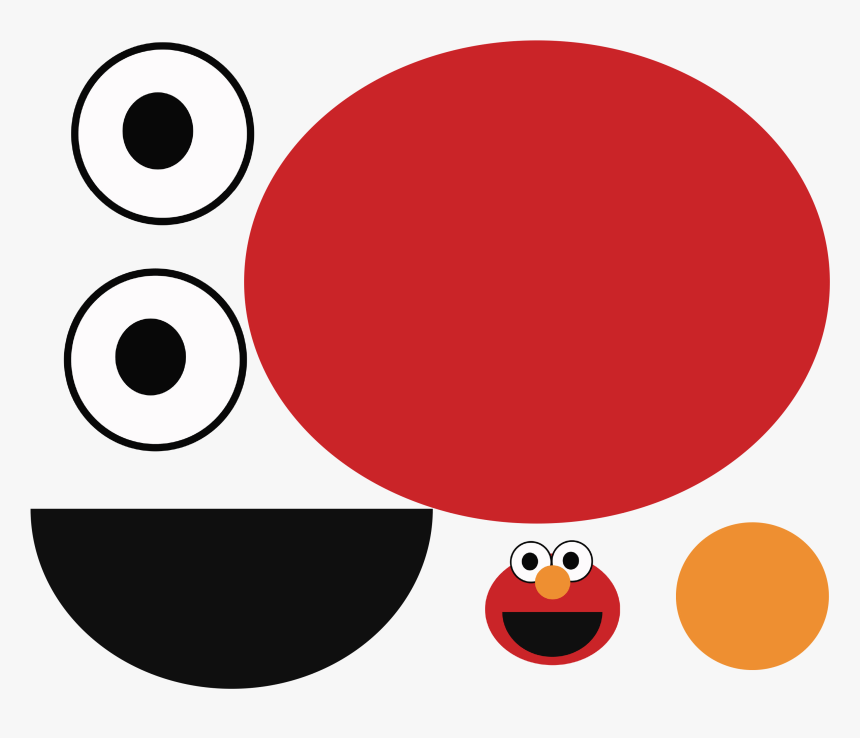 Elmo Sesame Street Birthday Clipart At Free For Transparent - Elmo, HD Png Download, Free Download