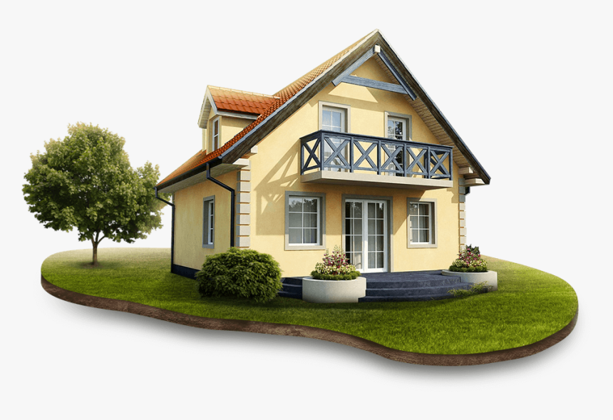 House Png, Transparent Png, Free Download