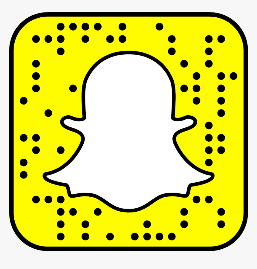Snapchat Logo Png Free Download - Snapchat Logo Transparent, Png Download, Free Download