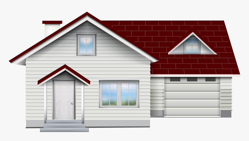 House Png Clip Art - House Png, Transparent Png, Free Download