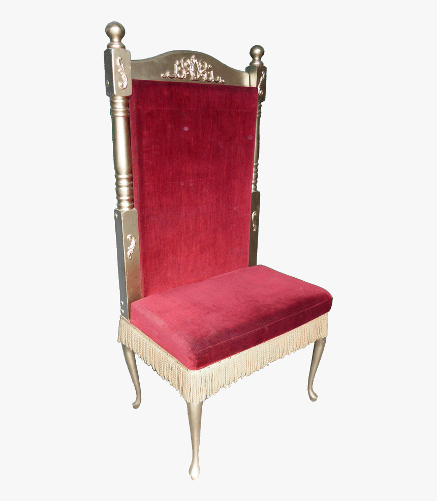 Chair , Png Download - Royal Chair, Transparent Png, Free Download