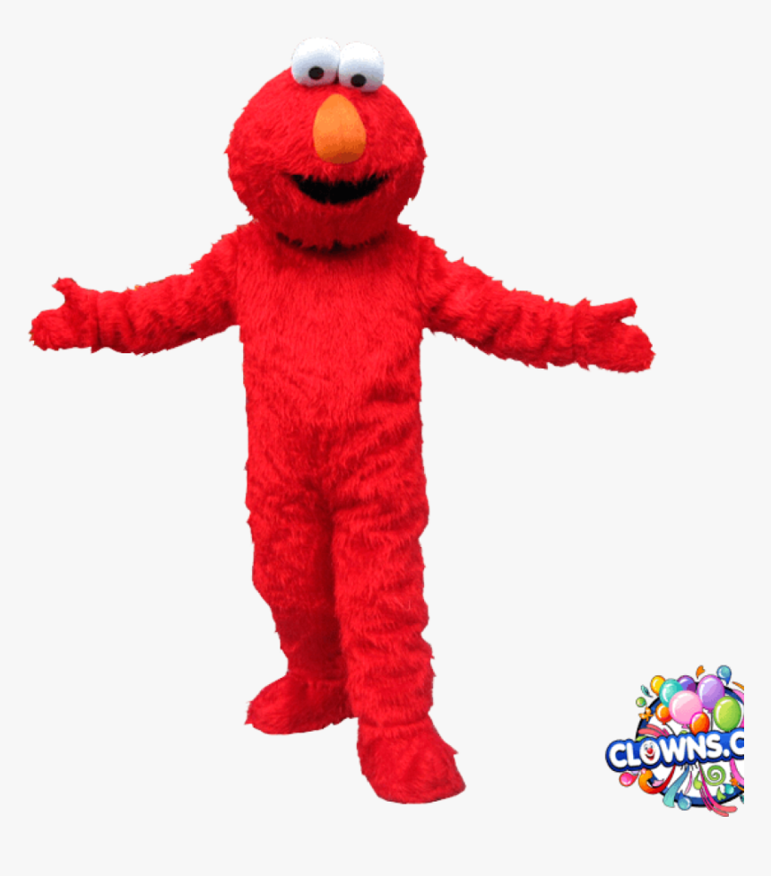 Elmo Images Character For Kids Party Ny Birthday Characters - Elmo Suit, HD Png Download, Free Download