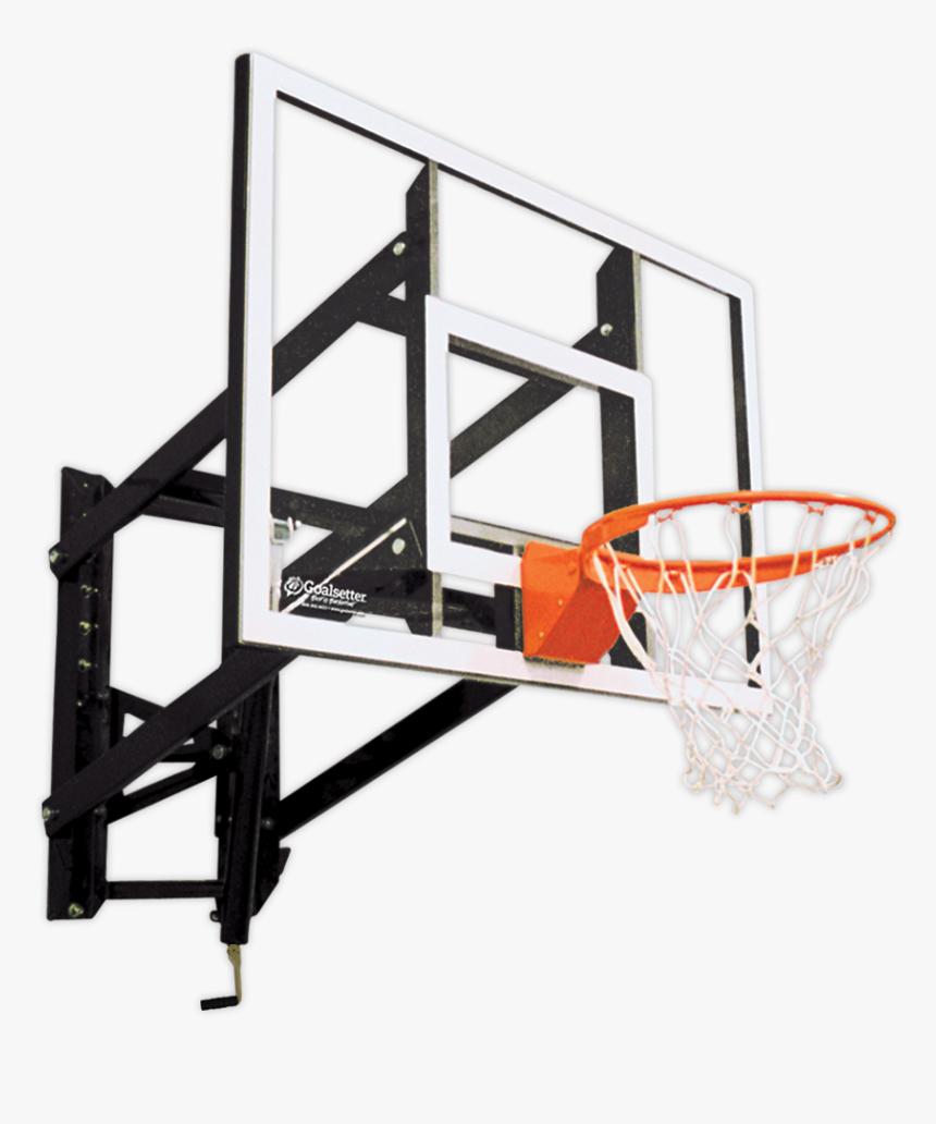 Wall Mount Basketball Hoop Png - Canastas Png Basketball, Transparent Png, Free Download
