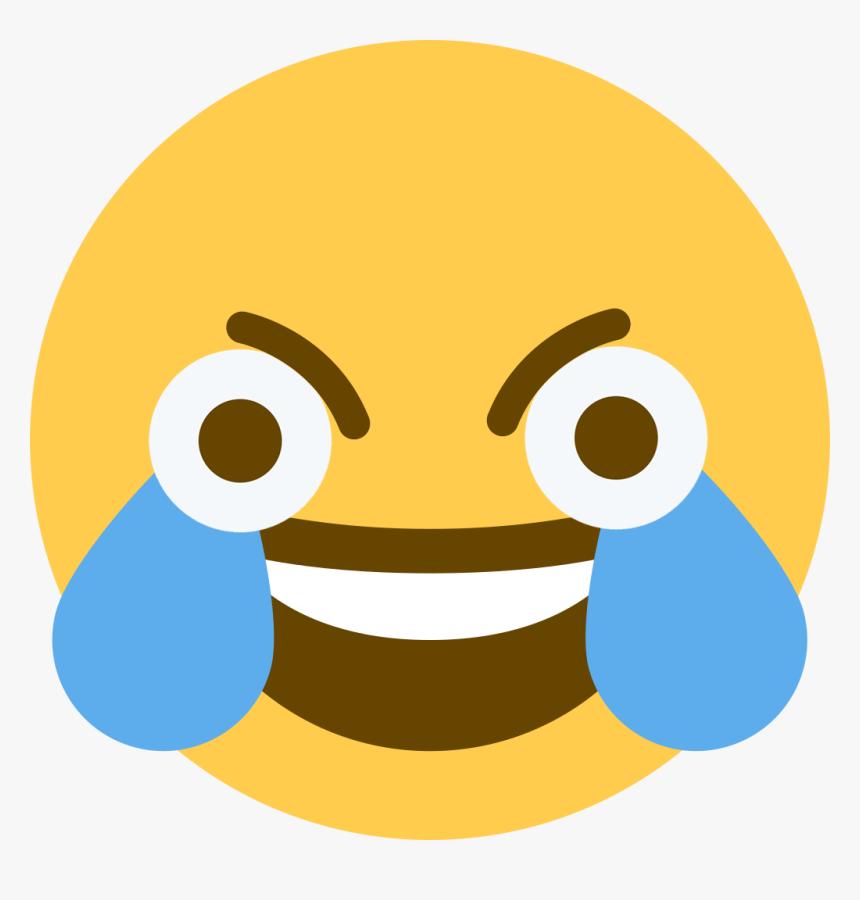 Crying Laughing Emoji, HD Png Download, Free Download